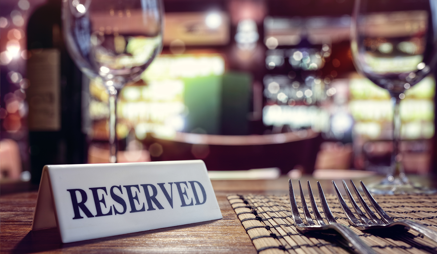 Free Online Table Reservation
